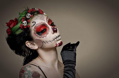 Day of the Dead Looks