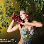 nereida gallardo body painting