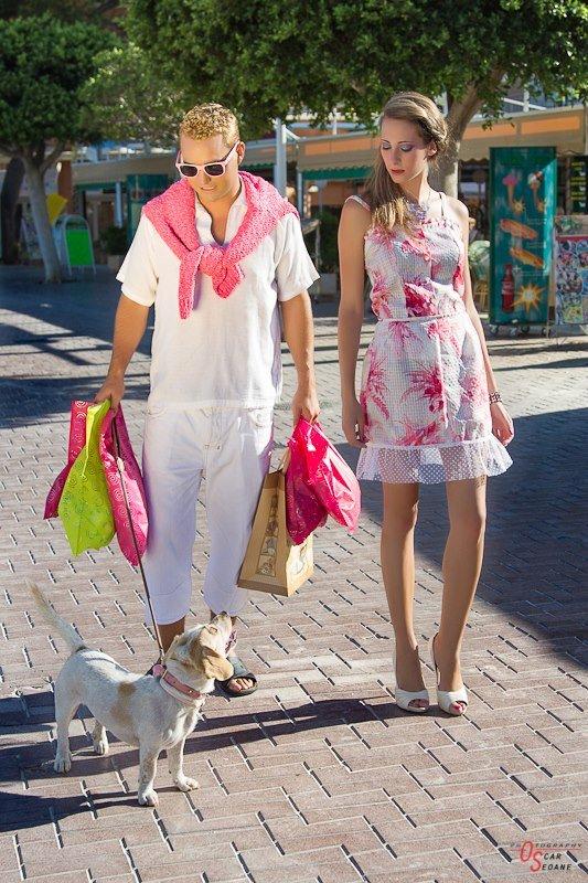 barbie and ken shopping barbie y ken de compras
