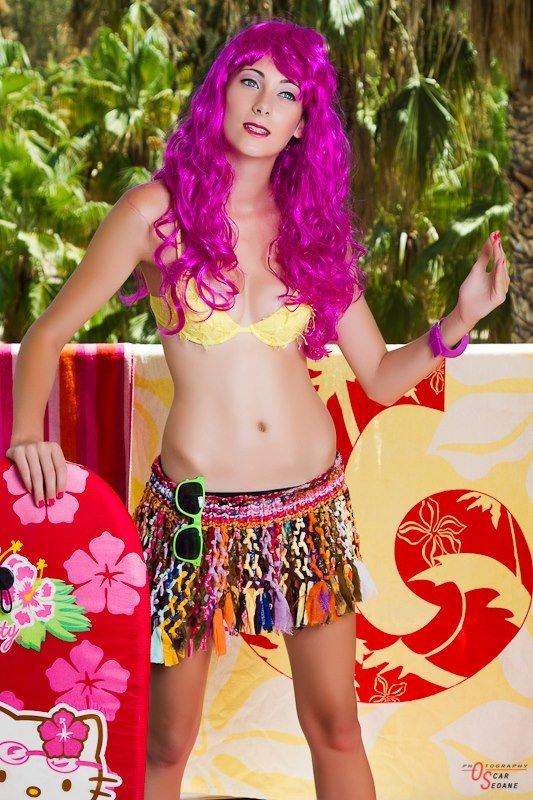 barbie hawai surf