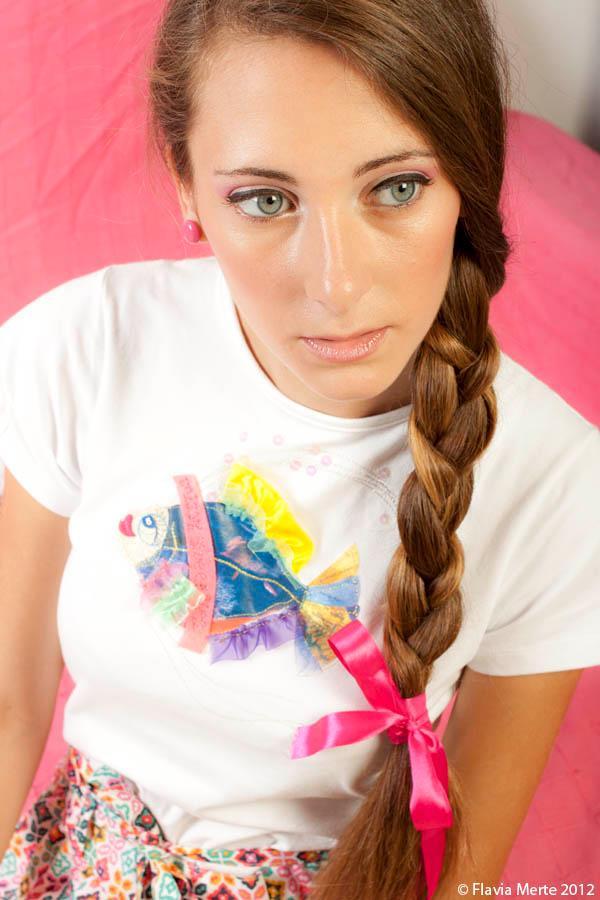 barbie make up maquillaje