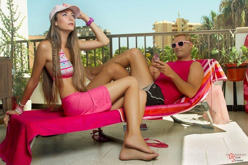 barbie and ken beach barbie y ken playa